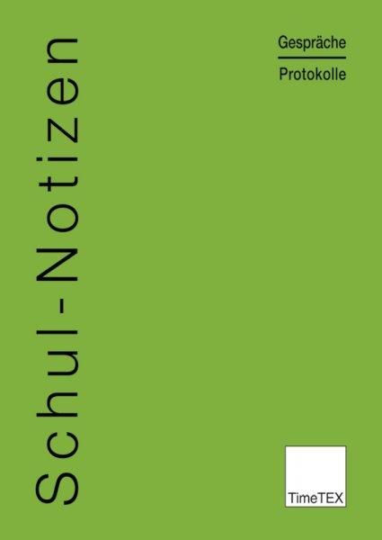TimeTEX Heft Schul-Notizen A5