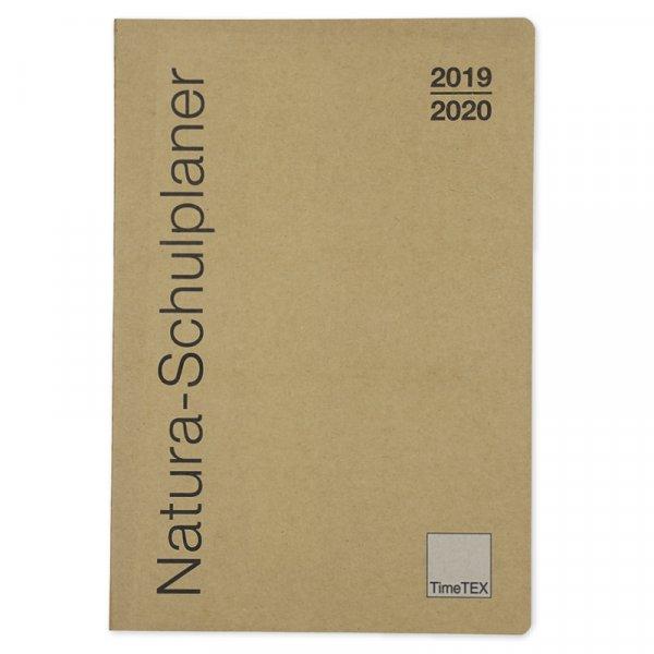 TimeTEX Natura-Schulplaner A4-Plus 2019/2020