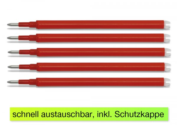 """Minen zum Korrigier-Stift """"Profi"""" (5 Stück)"""