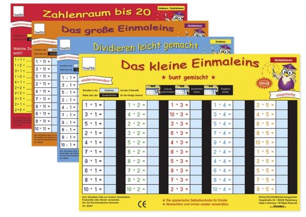 """TimeTEX Zaubertafel """"Mathematik"""""""