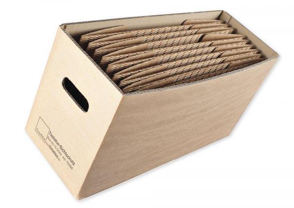 """TimeTEX Set Tastatur-Sichtschutz """"Tactus"""" in Box, 10-tlg."""