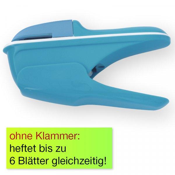 "TimeTEX Heftzange ""Klammerlos"", ca. 14 cm"