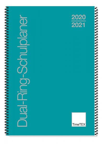 Dual-Ring-Schulplaner A4 2020/2021