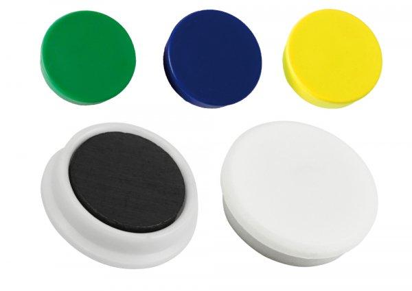 Haft-Magnete 32 mm ø, 10-er Pack