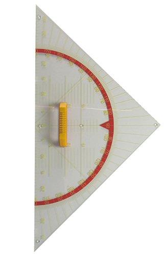 Profi-Geometrie-Dreieck 80 cm, magnetisch, mit Griff