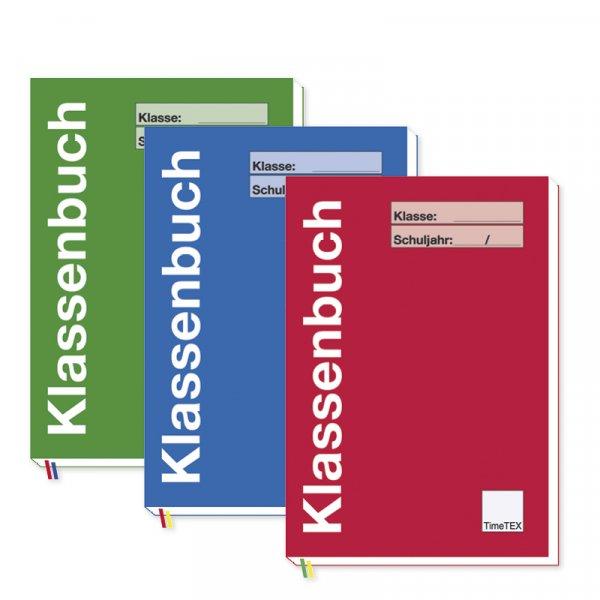 TimeTEX Klassenbuch A4-Plus, GS