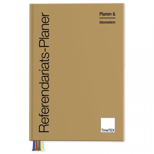 TimeTEX Referendariats-Planer A4-Plus
