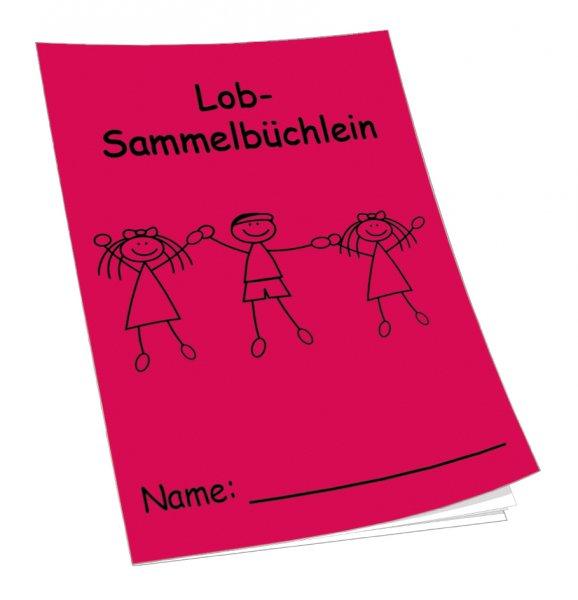 Lob-Sammelbüchlein A8, 20 Seiten