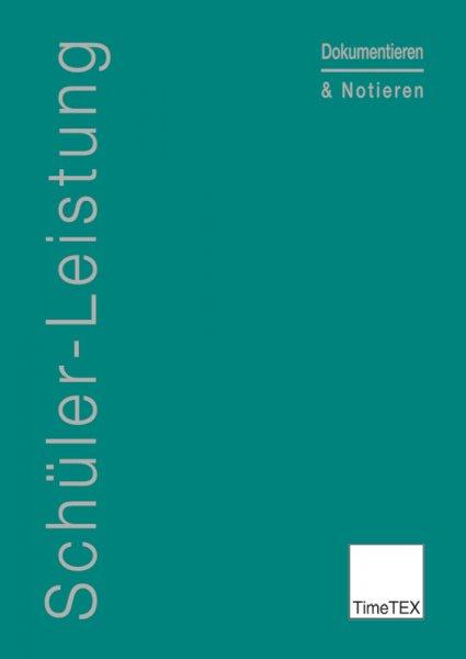TimeTEX Heft Schüler-Leistung A4