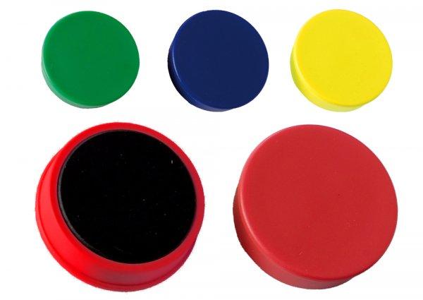 Haft-Magnete 21 mm ø, 10-er Pack