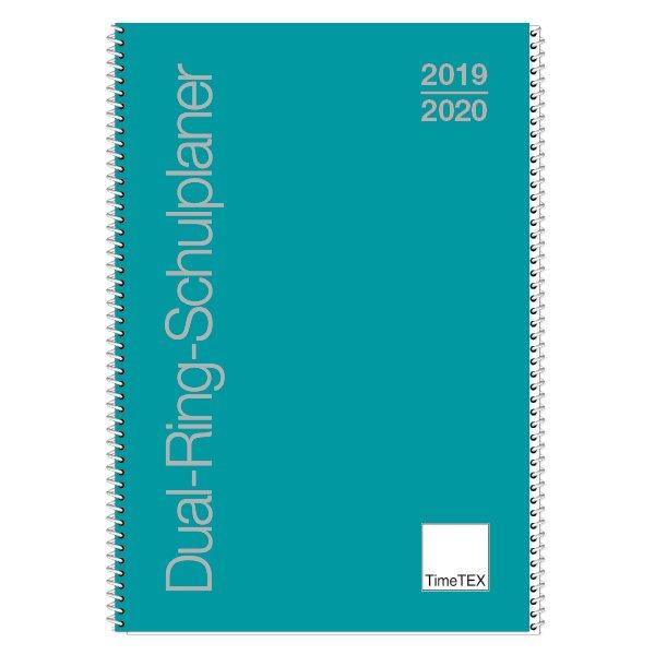 Dual-Ring-Schulplaner A4 2019/2020