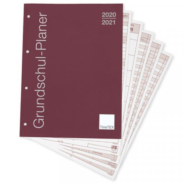 """TimeTEX Grundschul-Planer """"lose Blatteinlage"""", A4 2020/2021"""