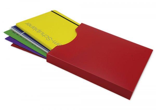 Heftbox oben offen, A4-Plus