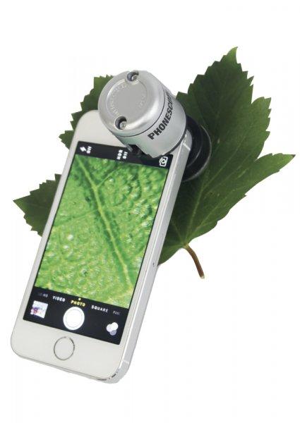 Handy-Mikroskop, 3 cm ø