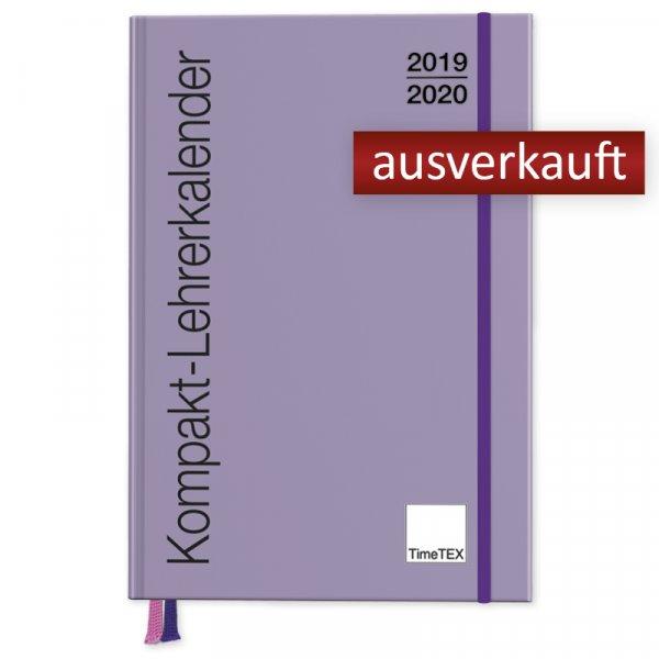 TimeTEX Kompakt-Lehrerkalender A4-Plus 2019/2020