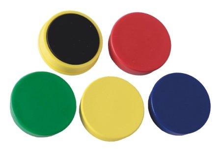 Set Haft-Magnete 32 mm ø, 4 x 10-er Pack