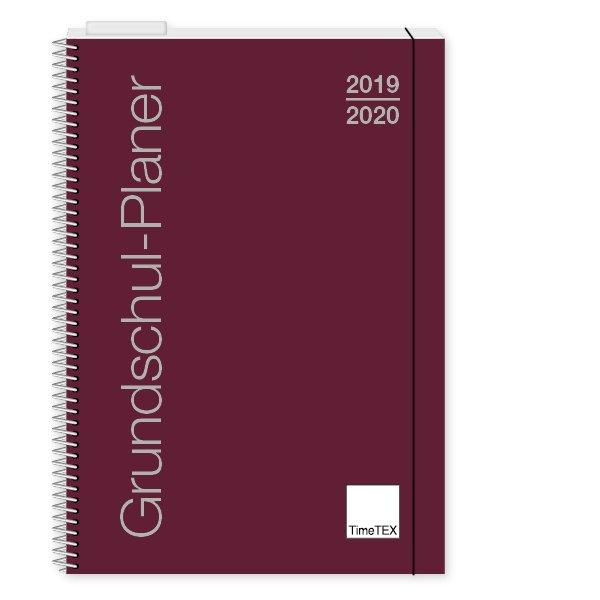 TimeTEX Grundschul-Planer Ringbindung A4 2019/2020