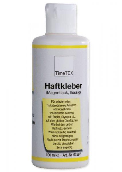 Haftkleber-Dosierflasche (Magnet-Lack) 100 ml